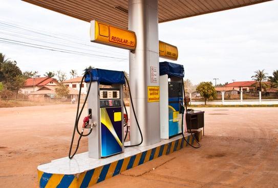 Gas Station Grace